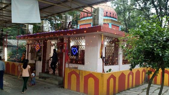Kharsia Hanuman Mandir