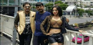 Anuj Sharma - Prem Ke Bandhana shooting