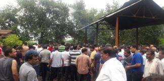 Kharsia News Kamal Garg fathers death